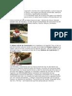 caracteristicas culturas de guatemala