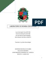 Informe Lab Bombas 2018