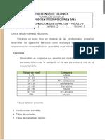 Módulo 2 - Ejercicios de Condicionales Complejas