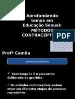 Aprofundando temas - métodos contraceptivos