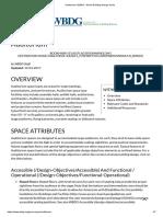 Auditorium - WBDG - Whole Building Design Guide