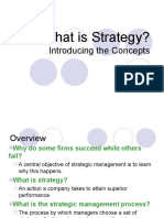 1 What is Strategy