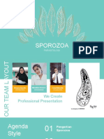 Tugas Kelompok 6 - Sporozoa