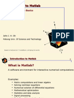 14659881 Introduction to MATLAB Power Point 1