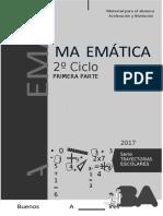 Cuadernillo Matemàtica 5to (Autoguardado)