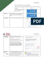 Guía de la plataforma