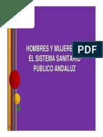 Las desigualdades entre hombres y mujeres en el caso de Andalucía_2014