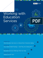 A guide to working with Education Services (ebook)