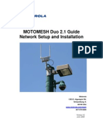 MOTOMESH Duo 2 1 Network Setup and Installation Guide