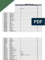 ISB Packing List.xlsx