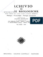 Erspamer Ricerche Farmacologiche Sulle Indolalchilamine Rospo Bufotenina Bufotenidina