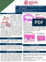 Poster Metaplasia Traqueal Secundária à Intubação.pptx
