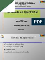 Curso Introdutório OpenFOAM  parte 1