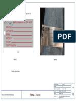 Placa de Identificación de Equipo