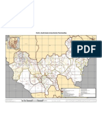 CRMA/UNDP - Nomadic Routes Map