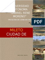 Ciudad de Mileto