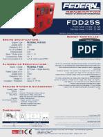FDD25S (Tnk Jkt) YBA