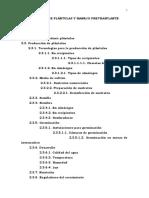 PRODUCCIÓN DE PLÁNTULAS