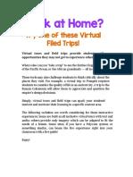 35  virtual field trips