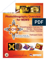 Photolithography