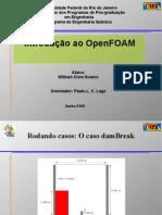 Curso Introdutório do OpenFOAM Parte 2