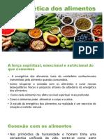 A energética dos alimentos pronto(1)