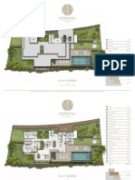 Villa Chamarel - Plan 2D - Legend Hill