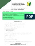 Cuarta ACTIVIDAD PEDAGOGICA DE CIENCIAS NATURALES SEXTO 2020 17 03