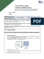 Secuencia didáctica - plan de clase cuatro.docx