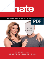 Tucker Max, Geoffrey Miller - Mate_ Become the Man Women Want-Little, Brown and Company (2015).pdf