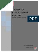 Proyecto Educativo de Centro (PEC) - Noviembre2014