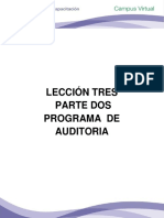LECCIÓN TRES  PARTE DOS PROGRAMAS DE AUDITORIAS.pdf