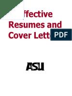 Resume Slides for students