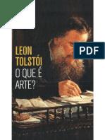 Leon Tolstoi_O que e arte
