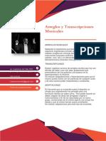 Arreglos y transcripciones musicales- sadaic