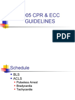 ACLS_Guidelines From 2005USA