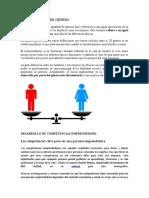 Qué Es Equidad de Género