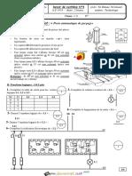Devoir de Synthèse N°3 - Technologie fonctions logiques de base+ liaisons mecaniques poste automatique de perçage - 1ère AS (2013-2014) Mr zouhaier Rihane.pdf