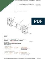 153-0310 Barra Estabilizadora Dozer 854G