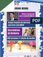 Jornal Mural Online- Outubro 2010