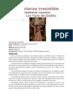 02 Los Hijos De Diablo - Una Alianza Irresistible - Stephanie Laurens.docx