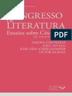 O CONGRESSO DE LITERATURA_VARIOS AUTORES_ZAZIE EDICOES