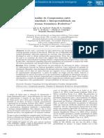 Análise de Compromisso entre Granularidade e Interpretabilidade em Sistemas Granulares Evolutivos