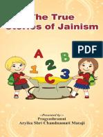 The True Stories of Jainism-2