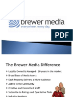 Brewer Media Overview 11-2010