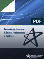 FORMAÇÃO DO EDUCADOR PARA A EDUCAÇÃO DE JOVENS E ADULTOS
