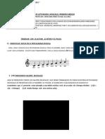 GUIA DE ACTIVIDADES  MUSICALES PRIMEROS MEDIOS........ - copia - copia