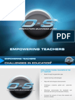 PPT O-S Empowering Teachers[1]