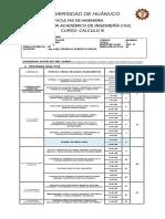 SILABO CIVIL Calculo III Analítico Ing. Jara