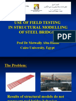 Use of Field Testing